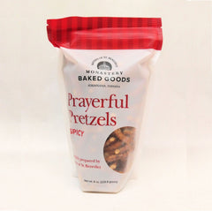 PRAYERFUL SPICY PRETZELS 8 oz