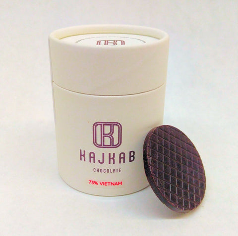 Kajkab: Single Origin 73% Vietnam Chocolate