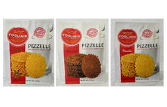 Fogliani Pizzelle Mixed Case 2 each variety 5 oz.