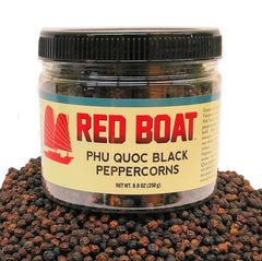 Red Boat Phu Quoc Black Peppercorns 8.8 oz