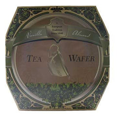 Tea Wafer Vanilla Almond