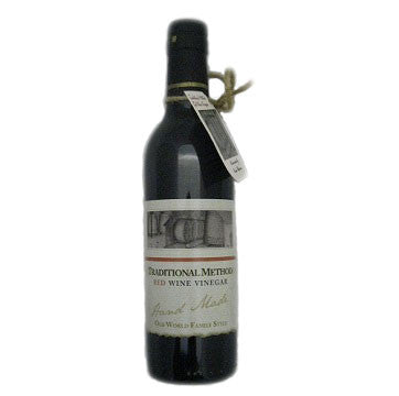 Traditional Method Red Wine Vinegar 375 ml