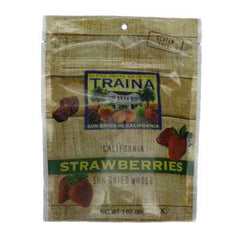 Traina Sun Dried Strawberries