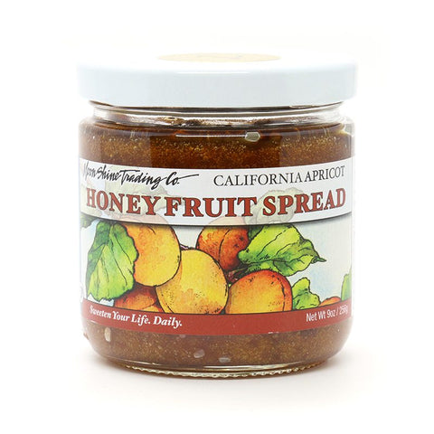Moonshine Apricot Honey Spread