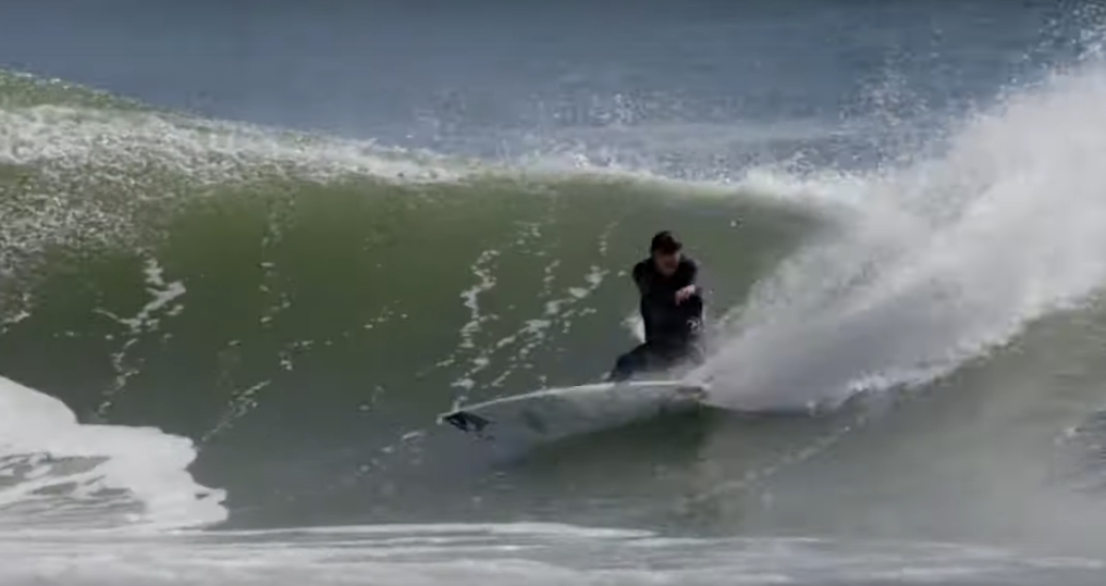 O'Neill Strike Mission: Chasing Dorian Cory Lopez and crew.