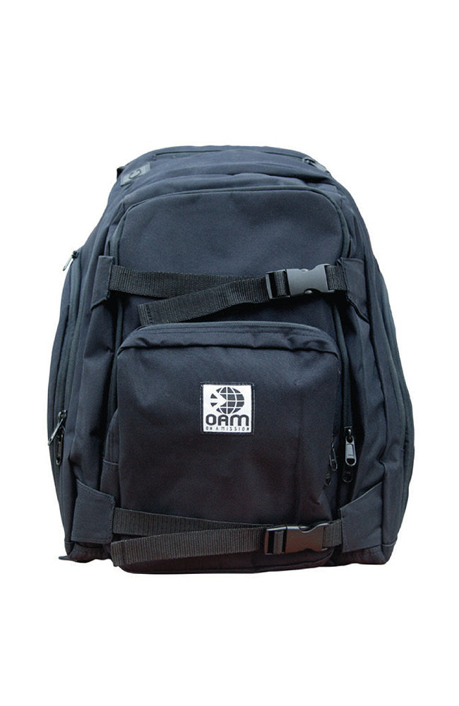 OAM Mission Backpack Black