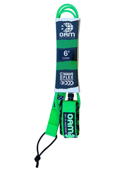 Torrey Miester Signature Leash: Lime Glow
