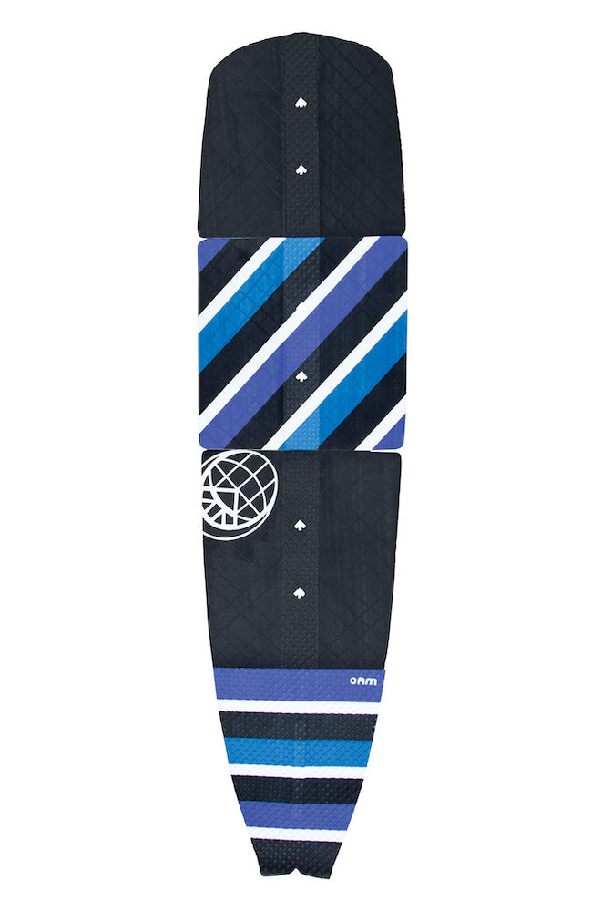 OAM Standup Pad Blue Stripe