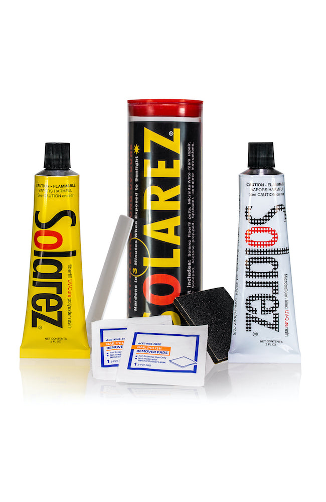 SOLAREZ ECONO TRAVEL KIT