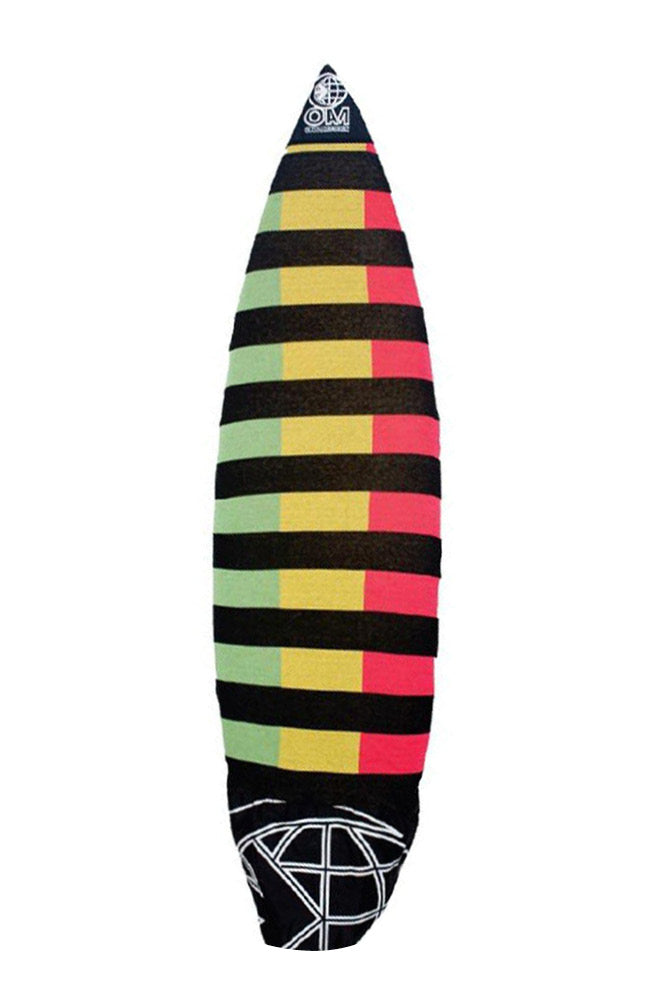 Shortboard Sock Bag Rasta