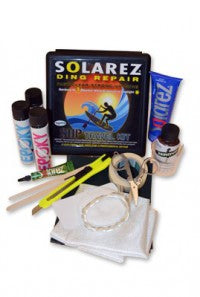 SOLAREZ SUP TRAVEL KIT EPOXY DING REPAIR KIT