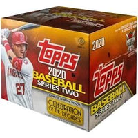 2020 TOPPS BASEBALL SERIES 2 JUMBO BOX