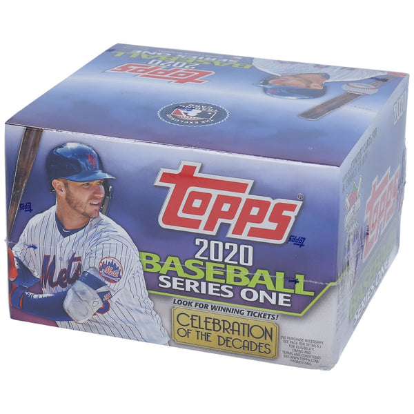 2020 Topps Series One Jumbo Box