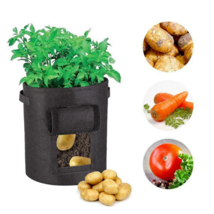 Breathable Planter Container for Vegetables