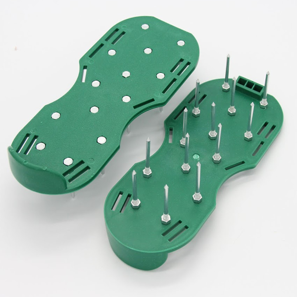 Garden Lawn Aerator Shoes