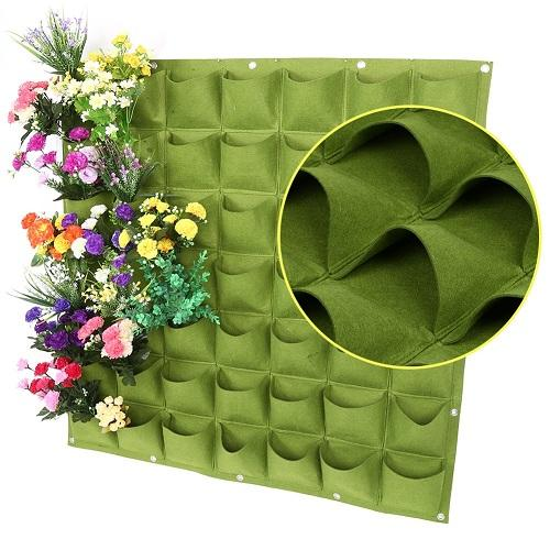 Indoor Vertical Hanging Plant Bag