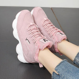 🔥50% OFF 🔥New Year Special Velvet sneakers - GoYeah