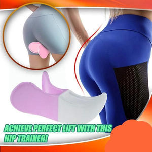 Easy Glute Isolated Hip Trainer Butt Lifting