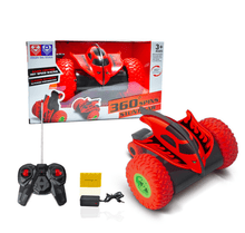 Load image into Gallery viewer, 2.4G Stunt Drift Deformation Buggy Car red gotolovely