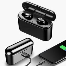 Load image into Gallery viewer, 2019 New Upgraded Wireless Earbuds Bluetooth 5.0 Headphones Waterproof (wireless charge) - GoYeah