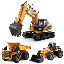 Load image into Gallery viewer, 2019 RC Construction Vehicles 10 CHANNEL RC EXCAVATOR gotolovely