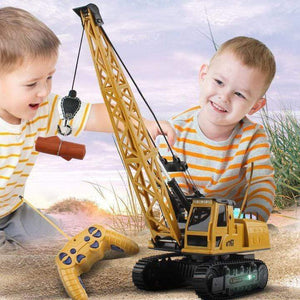 2019 RC Construction Vehicles 12 CHANNEL RC CRANE gotolovely