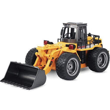 Load image into Gallery viewer, 2019 RC Construction Vehicles 6 CHANNEL RC BULLDOZER gotolovely