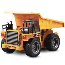 Load image into Gallery viewer, 2019 RC Construction Vehicles 6 CHANNEL RC DUMP TRUCK gotolovely
