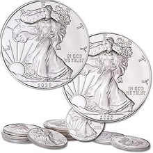 Load image into Gallery viewer, 2006-2020 American 1-Ounce Eagle Brilliant Uncirculated - GoYeah