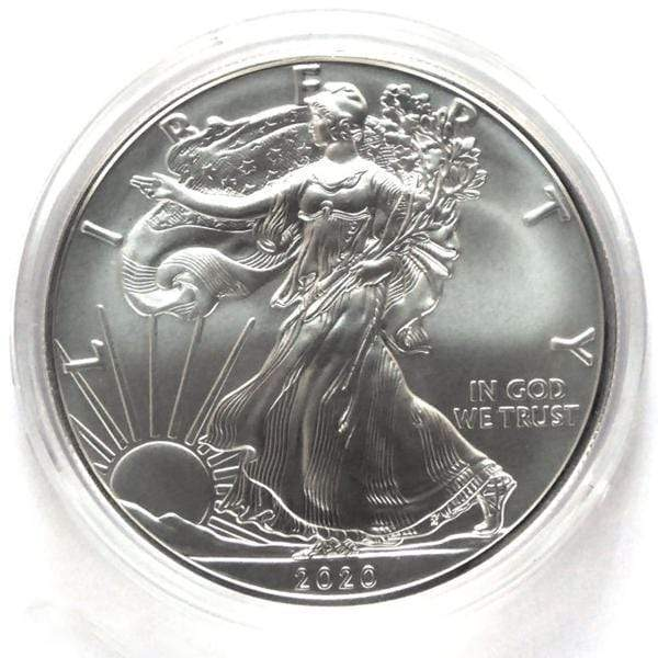 2006-2020 American 1-Ounce Eagle Brilliant Uncirculated - GoYeah