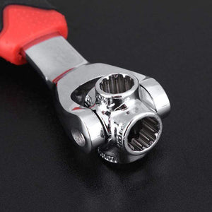 48-in-1 multi-function 360° universal socket wrench tool gotolovely