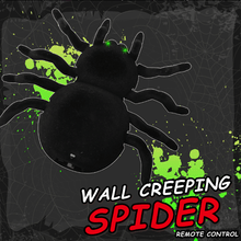 Load image into Gallery viewer, 50%OFF-Halloween Wall Crawler Oversized simulation spider gotolovely