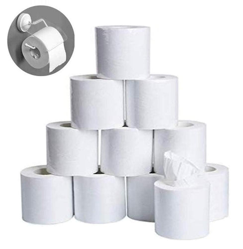 10 Rolls Toilet Paper 4 Ply