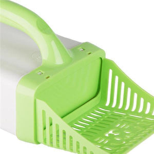 All in One Cat Litter Sifter Scoop System gotolovely