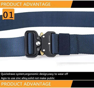 Army Tactical Belt gotolovely