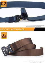 Load image into Gallery viewer, Army Tactical Belt gotolovely