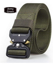 Load image into Gallery viewer, Army Tactical Belt army green gotolovely