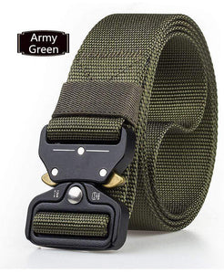 Army Tactical Belt army green gotolovely