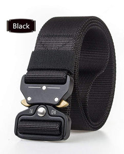 Army Tactical Belt black gotolovely