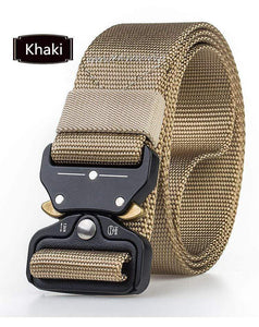 Army Tactical Belt khaki gotolovely