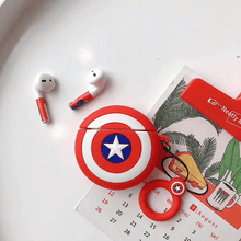 Load image into Gallery viewer, Avengers Airpods Case gotolovely