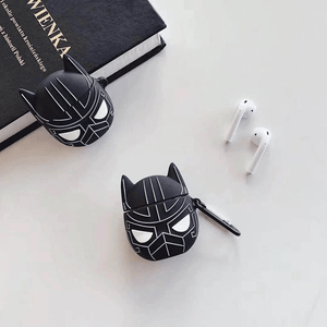 Avengers Airpods Case Black Panther gotolovely