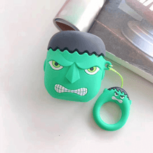 Load image into Gallery viewer, Avengers Airpods Case Hulk gotolovely