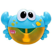 Load image into Gallery viewer, Bubble Crab Toy Blue gotolovely