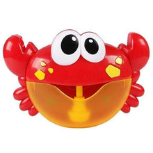 Load image into Gallery viewer, Bubble Crab Toy Red gotolovely