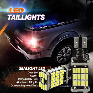 LED Taillights(One pack of two lights) Car Accessory gotolovely