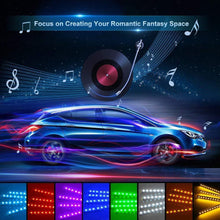 Load image into Gallery viewer, Car Interior Lights 48 led lights gotolovely