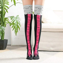 Load image into Gallery viewer, Chicken Legs Socks(Buy one Get one FREE!!!) pink / pink gotolovely