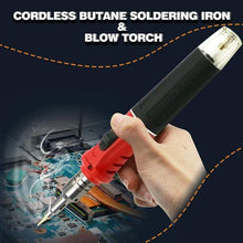 Load image into Gallery viewer, Cordless Butane Soldering Iron & Blow Torch gotolovely