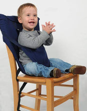 Load image into Gallery viewer, Cozy Cover Easy Seat Portable High Chair gotolovely